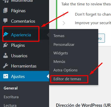 como instalar tag manager paso 4